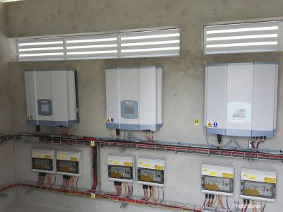 Installation of Delta RPI M20A inverters