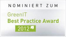 Green IT Best Practice Award 2012