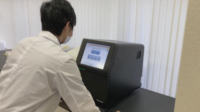 COVID-19 Testing-Human-Samples-Tentamus Japan