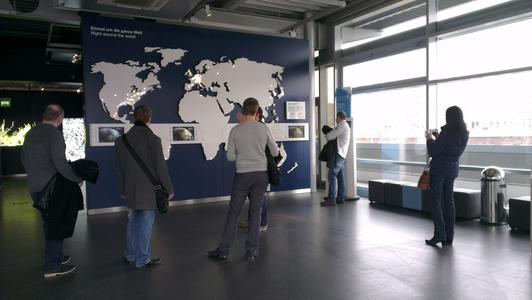 Logistik-Fernstudierende besuchen BASF / Foto: HS Ludwigshafen