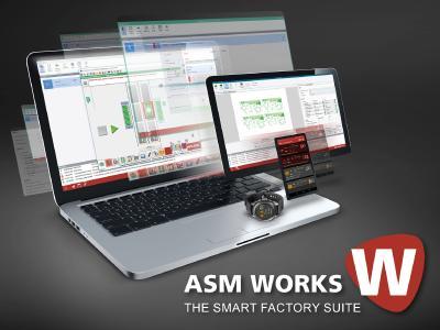Die neue Software-Suite ASM Works ebnet Elektronikfertigern den Weg zur Integrated Smart factory. Bildquelle: ASM