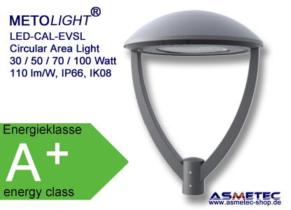 METOLIGHT LED-Laternenaufsatz CAL-EVSL