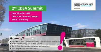 Funktioniert Datenkontrolle im Industrial Data Space? Uniscon @ IDSA Summit 2019