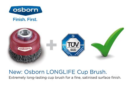 Osborn LONGLIFE Cup Brush