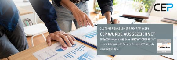 Customer Enablement Program (CEP) ein Service der SDZeCOM