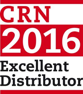 »CRN Excellent-Distributor 2016