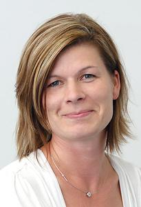 Sabine Streit, Projektkoordinatorin Rechnungswesen