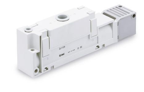 Die Mehrstufen-Vakuumerzeuger der Serie ZL112A von SMC sind leichtgewichtige Kraftpakete / Fotos: SMC Deutschland GmbH
