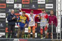 Lawrence wins Qualification Race at Villars-Sous-Ecot