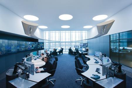Communications System Control Centre Eutelsat, DR Stefan Kraus