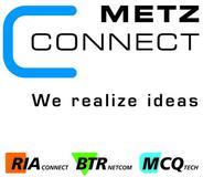 Hohe Investitionssicherheit mit Datennetzwerktechnik von METZ CONNECT