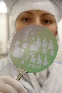 TU Ilmenau entwickelt Chiptechnologie von übermorgen. © TU Ilmenau