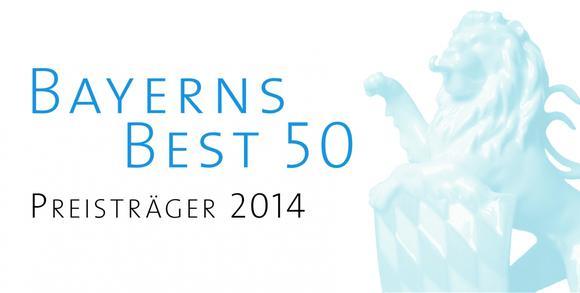 Preisverleihung Bayerns Best 50