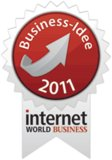 Start-up-Wettbewerb INTERNET WORLD Business-Idee 2011 – Bekanntgabe der Gewinner