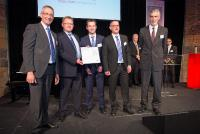 "HARTING Applied Technologies wins ""Excellence in Production"" competition for second time"