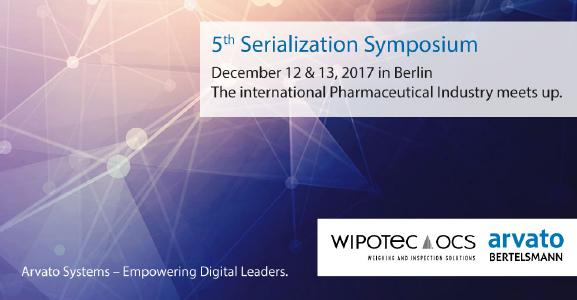 5th Serialization Symposium on December 12 & 13 in Berlin, Bertelsmann Premises (Copyright: shutterstock / Creative Mood / Arvato Systems)