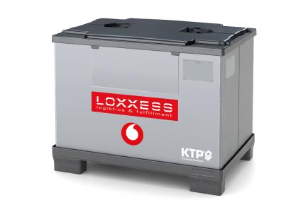 KTP SuperQuad Loxxess Vodafone