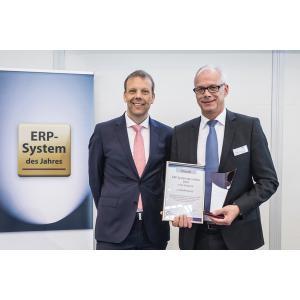 ams.erp ist ERP-System des Jahres 2016