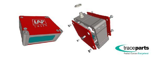 3D-CAD-Viewer von TraceParts an Nutzeranforderungen angepasst