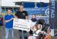 DATRON and SV Darmstadt 98 run, bike and walk together to collect EUR 5,555 donation for good cause