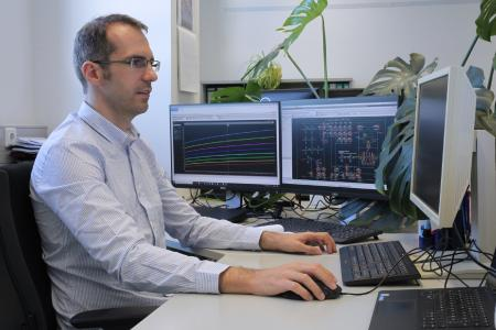 Das IMMS entwickelt in VE-ARiS neue Entwurfsverfahren auf der Basis von Machine Learning für einen Kopierschutz von integrierten Schaltungen, Foto: IMMS