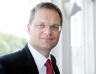 Stefan Traeger neuer Geschäftsführer