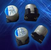 New Hybrid Construction Aluminium Electrolytic Capacitors
