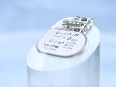 BIOTRONIK Launches its Smallest and Lightest MR-Conditional Pacemakers and a New Range of Quadripolar CRT-Ps with MRI AutoDetect
