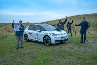 Ultimate eCar Test Run Across Germany Sets New Record After 65 Days and 28,198 KM