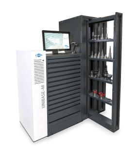 The new UNIBASE-V vertical drawers allow the safe, upright storage of heavy, pre-mounted tools