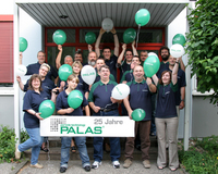 Palas Mitarbeiter Juni 2008