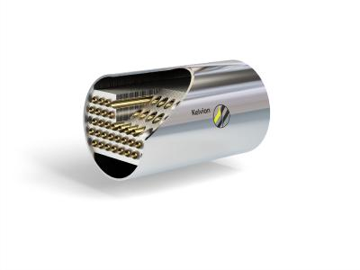 New Fin Tube System for shell-and-tube heat exchangers