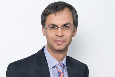Rainer Sterk, Geschäftsführer, Direktor Finanzen und Verwaltung, HP  Deutschland