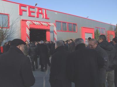 FEAL d.o.o. in Herzegowina: Das Unternehmen öffnete gastfreundlich seine Tore