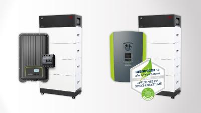 Produkte Hybridwechselrichter