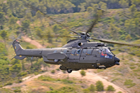 Helibras delivers the first three Eurocopter EC725 helicopters for the Brazilian Armed Forces