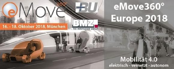 eMove360° Battery Conference 2018