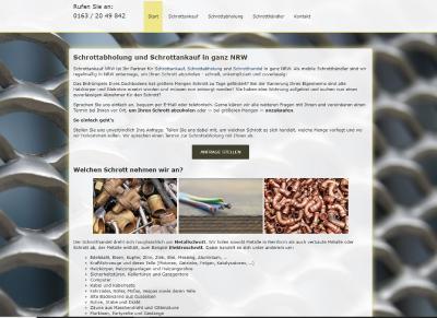 Altmetall und Ankauf in Nordrhein-Westfalen