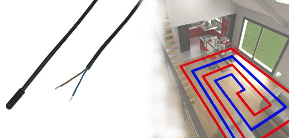 Der B+B Fußbodenfühler