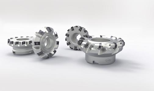 MAPAL is expanding its vast range of milling cutters with ISO indexable inserts to include new tools.