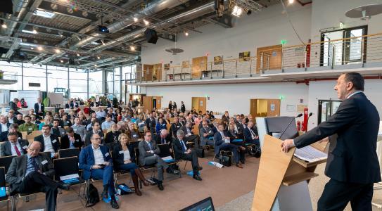 MRN Regionalkonferenz Energie Umwelt (Quelle: MRN GmbH/Schwerdt)