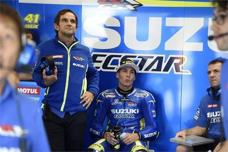 Starkes Regen-Debüt für Suzuki Ecstar