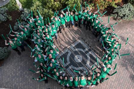 Das mayato Team feierte das zehnjährige Firmenjubiläum