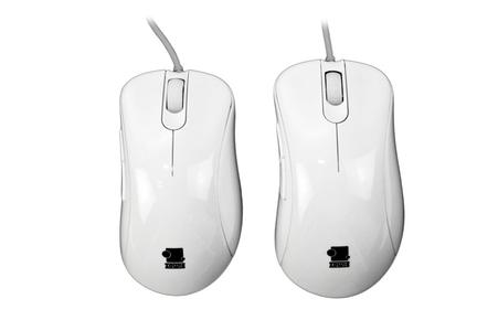 ZOWIE EC1 EC2 Pro Gaming Mouse   white