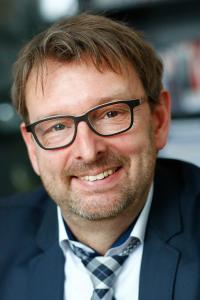 Prof. Dirk Westermann, Direktor des Thüringer Energieforschungsinstituts (© Carlo Bansini)