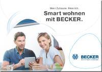 Die neue Smart Home Broschüre kommt in einer handlichen DIN A5 Größe daher