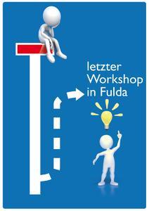 Letzte Chance - am 10. Juli 2012 wird zum letzten Mal der Workshop über die neuen rechtlichen Rahmenbedingungen angeboten