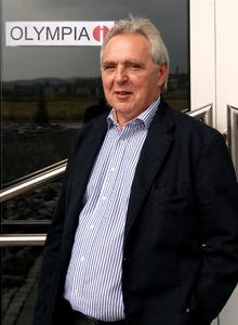 Heinz Prygoda, Geschäftsführer von Olympia