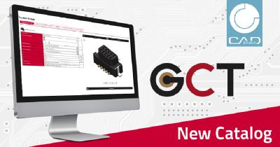 Engineers get the exact GCT 3D connector model in seconds