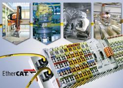 Durchgängige PC- und EtherCAT-basierte Steuerungstechnik
